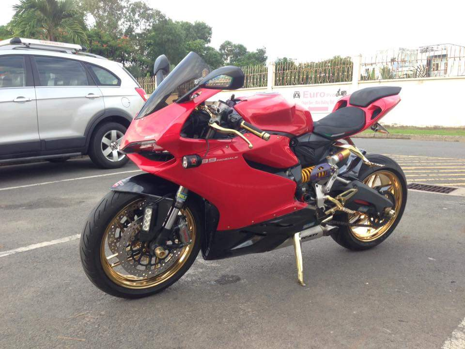 Ducati 899 panigale 2015 ABS - 7