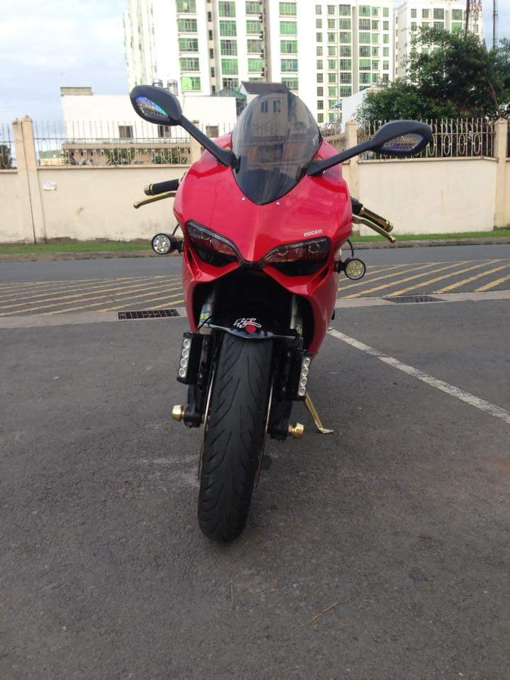 Ducati 899 panigale 2015 ABS - 8