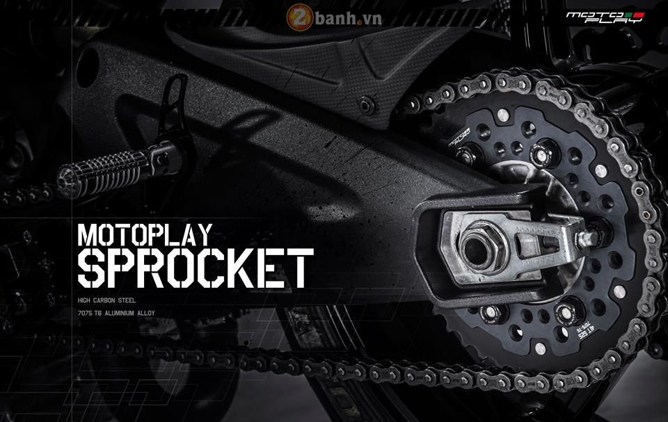 Ducati Monster 795 sieu ngau voi phien ban The Dark Knight - 6