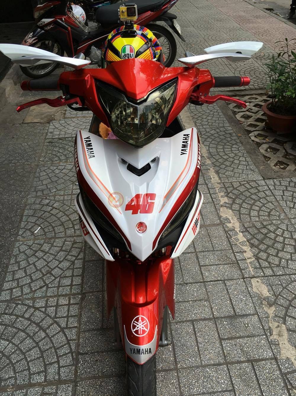 Exciter 135 do nhe voi do choi chat - 2