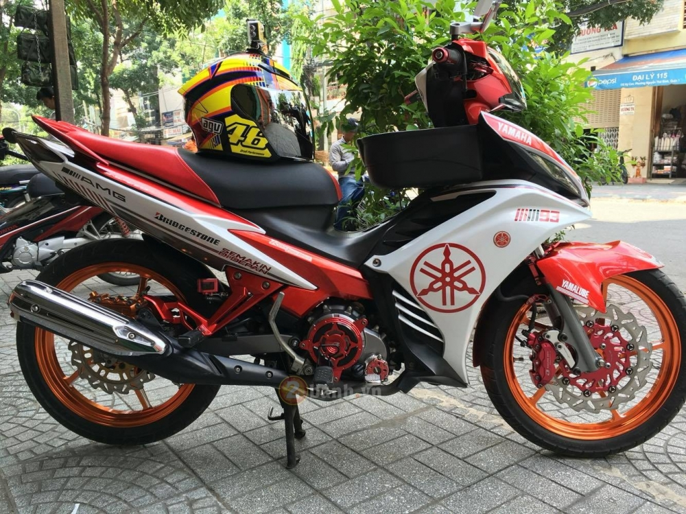 Exciter 135 do nhe voi do choi chat - 4