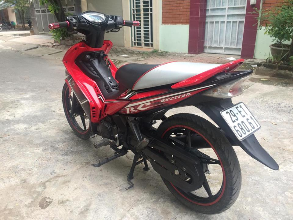 Exciter 135cc RC do den con tu dong 4 so doi chot 2O13 chinh chu - 5