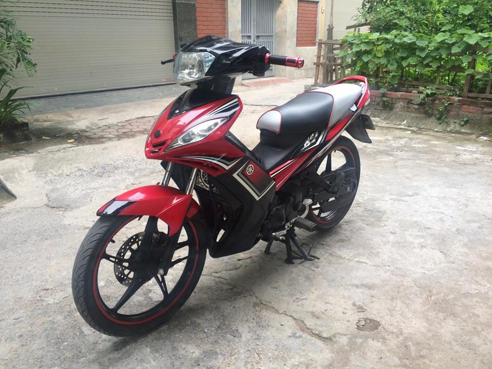 Exciter 135cc RC do den con tu dong 4 so doi chot 2O13 chinh chu - 6