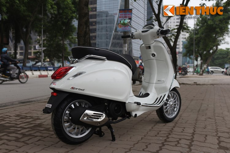 Mua Vespa Sprint ABS 2016 Liberty ABS 2016 - 11