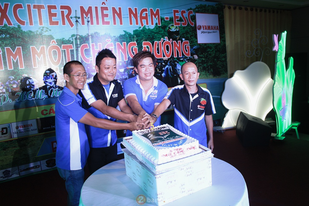 Nhin lai 5 nam 1 chang duong cua Exciter Southern Club - 8