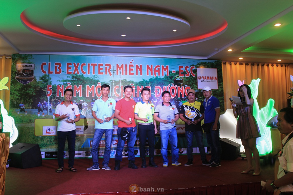 Nhin lai 5 nam 1 chang duong cua Exciter Southern Club - 15