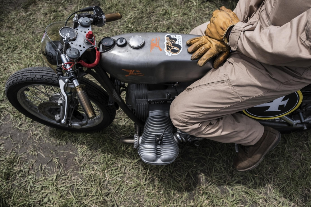 Nhung hinh anh cuc chat trong ngay hoi Cafe Racer 2016 - 2