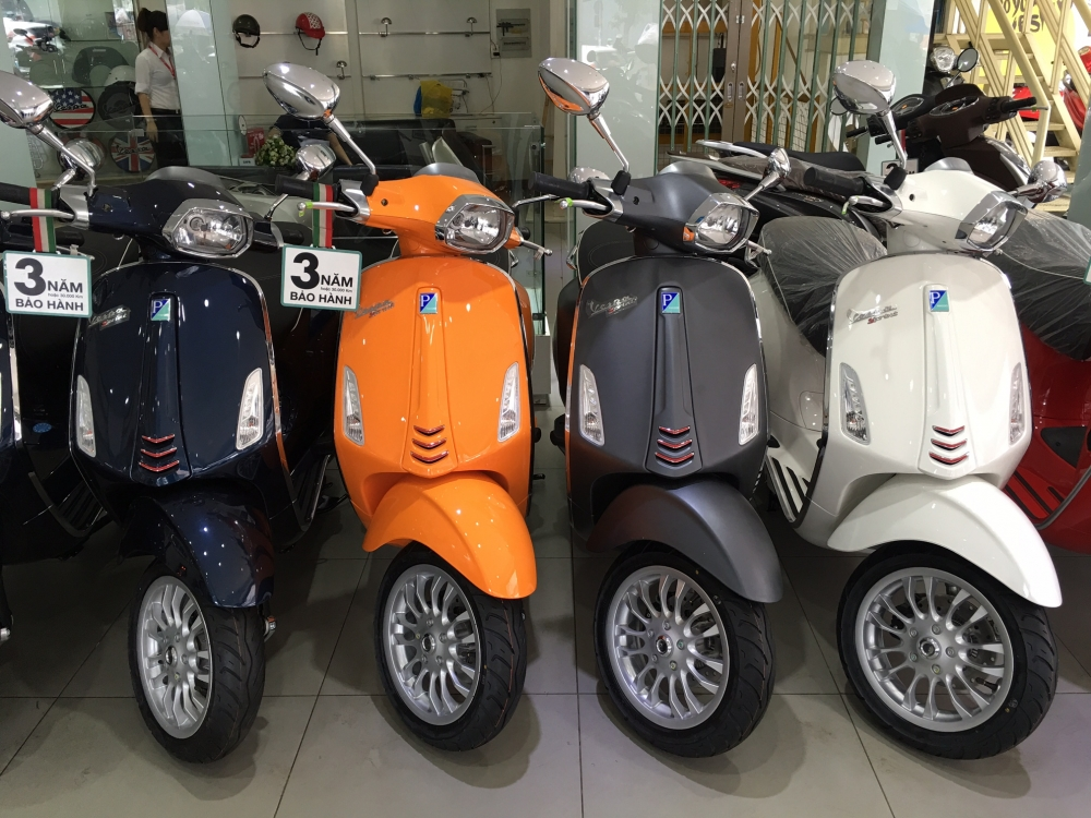 Vespa Primavera va Sprint ABS All New0935 282928 Huy Phuoc - 2