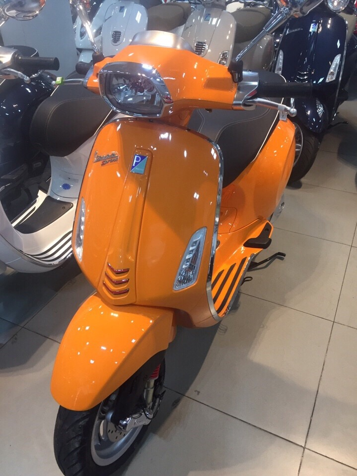 Vespa sprint ABS new 25 trieu - 3