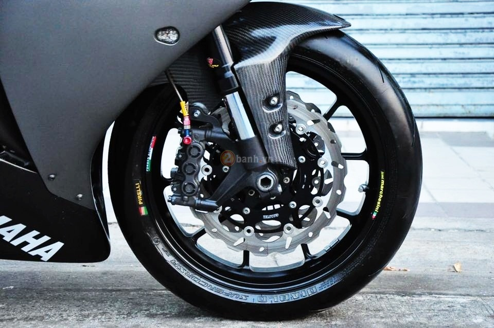 Yamaha R1 do sieu ngau va cuc chat cua biker Thai - 10
