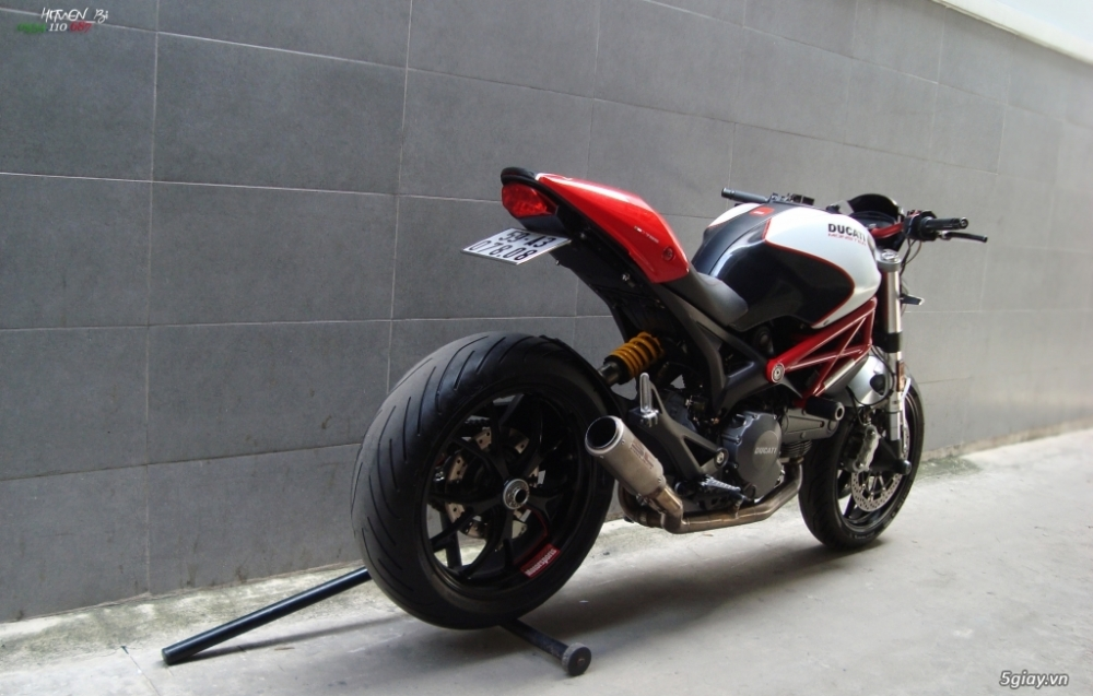 ___ Can Ban ___DUCATI Monster 796 ABS 2013___ - 8
