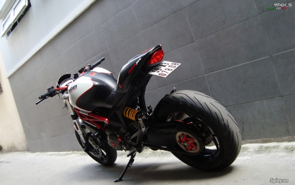 ___ Can Ban ___DUCATI Monster 796 ABS 2013___ - 2