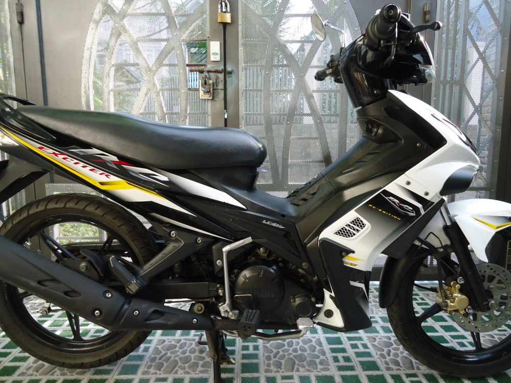 Yamaha Exciter RC 135cc con tu dong 2009 - 7