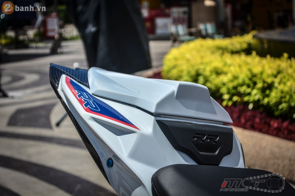 BMW S1000RR 2015 hut hon trong ban do cuc chat cua biker Thai - 16