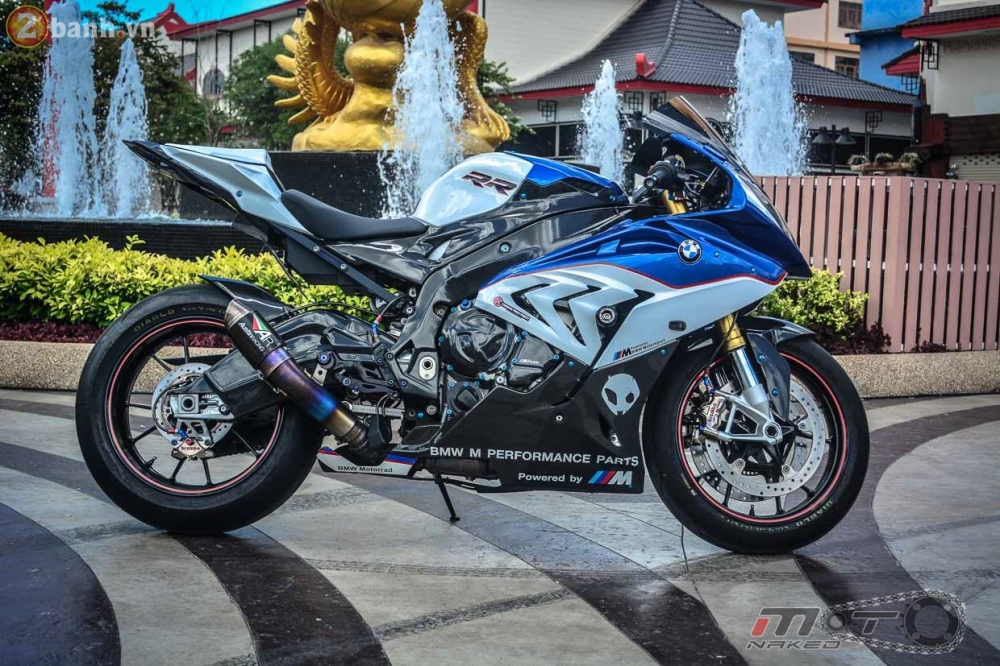 BMW S1000RR 2015 hut hon trong ban do cuc chat cua biker Thai - 33