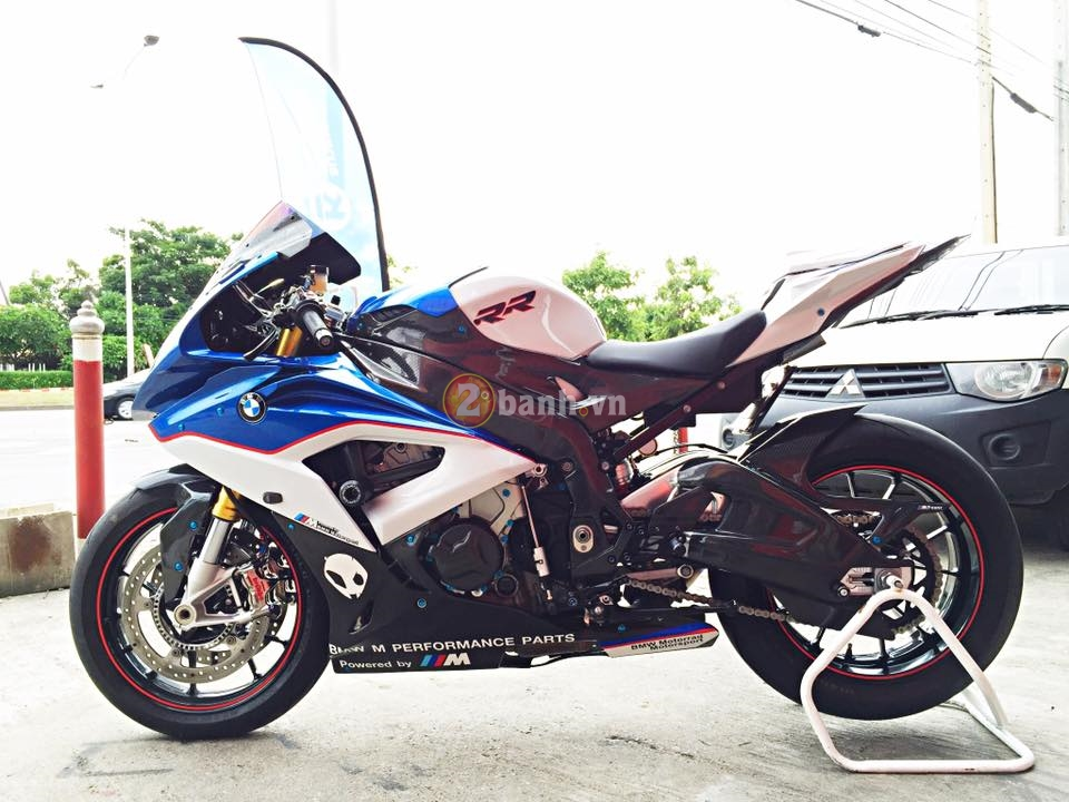 BMW S1000RR 2015 hut hon trong ban do hang hieu - 2
