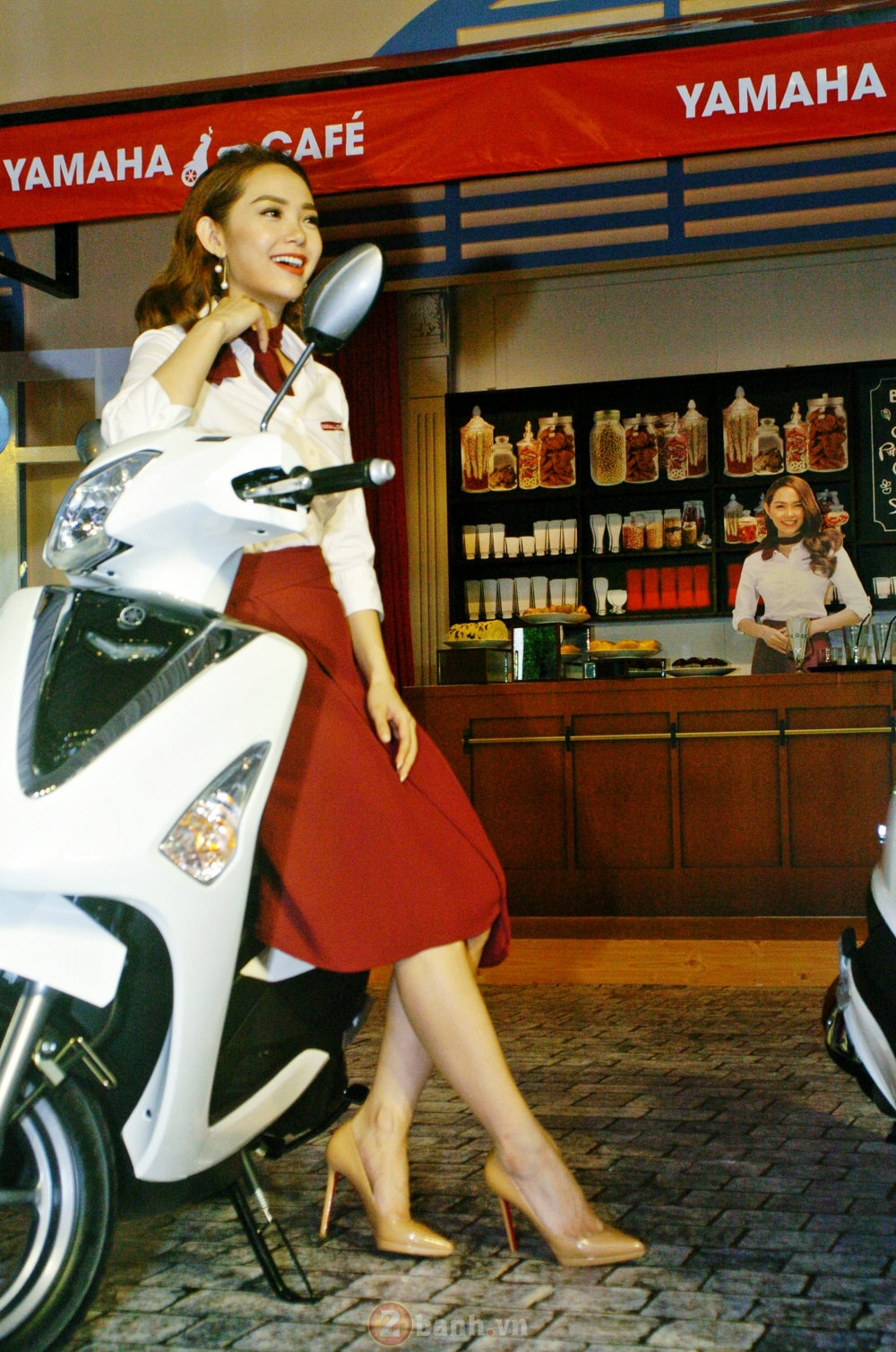 Boi canh the hien ve dep For Beautiful Ride tai Yamaha Cafe - 4