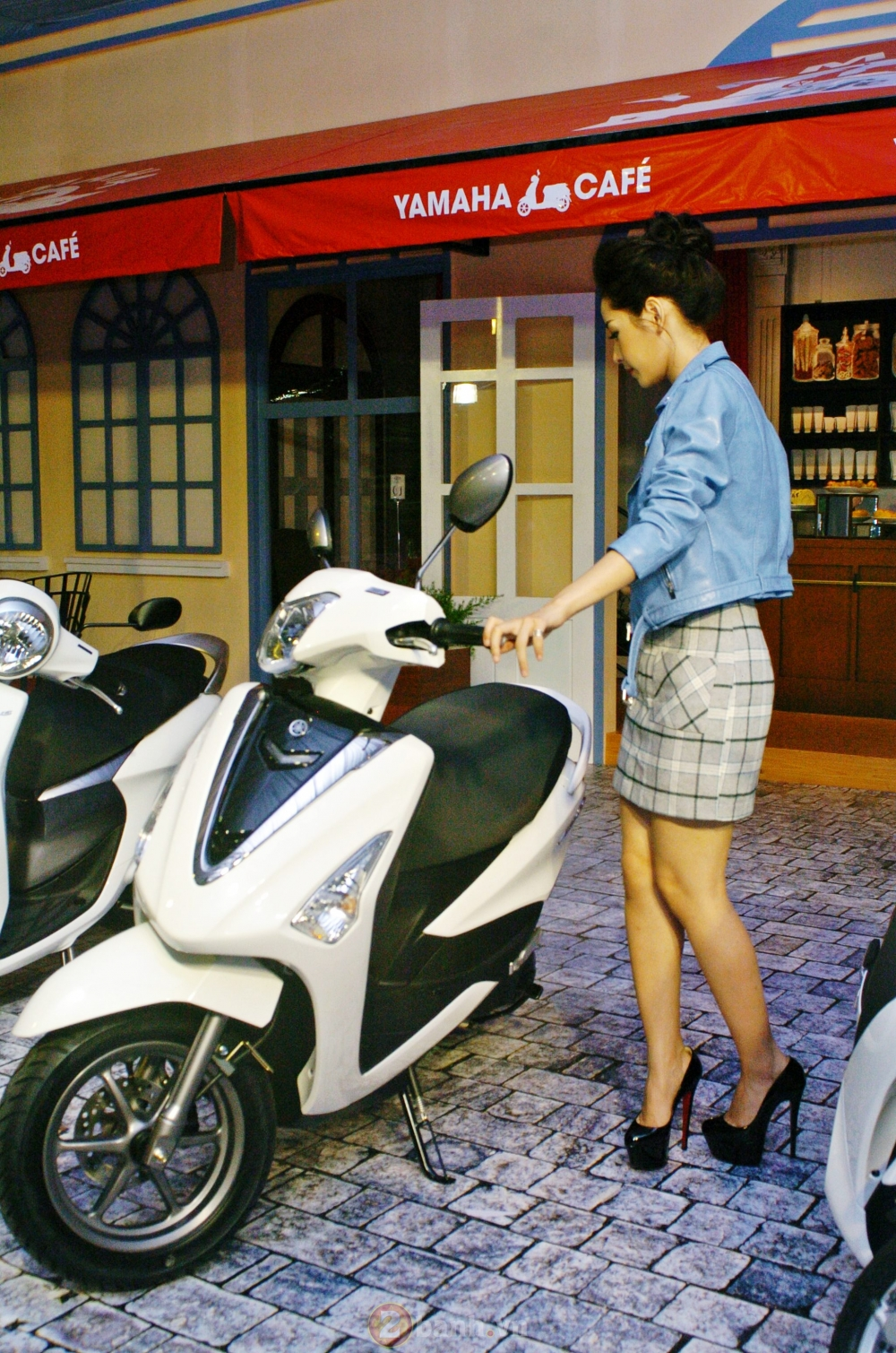 Boi canh the hien ve dep For Beautiful Ride tai Yamaha Cafe - 6