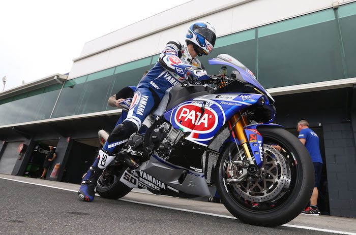 Den 2017 Pata Yamaha co the se chieu mo them mot tay dua moi - 6