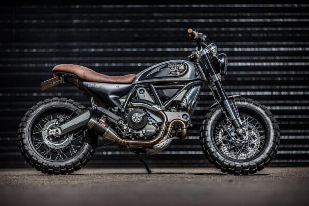 Ducati Scrambler sieu ngau trong ban do banh to cuc chat - 8