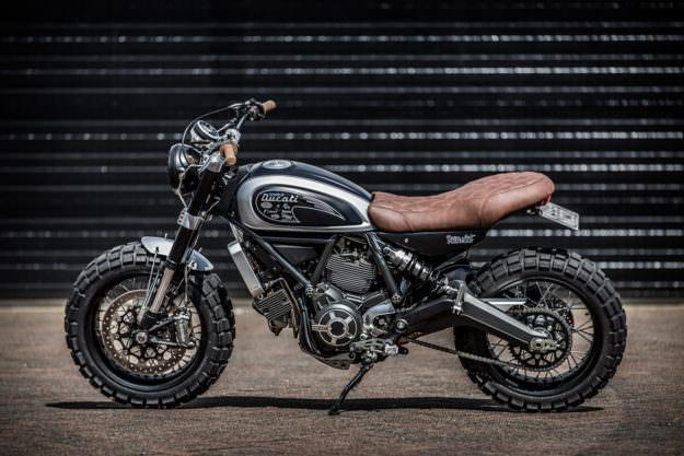 Ducati Scrambler sieu ngau trong ban do banh to cuc chat - 2