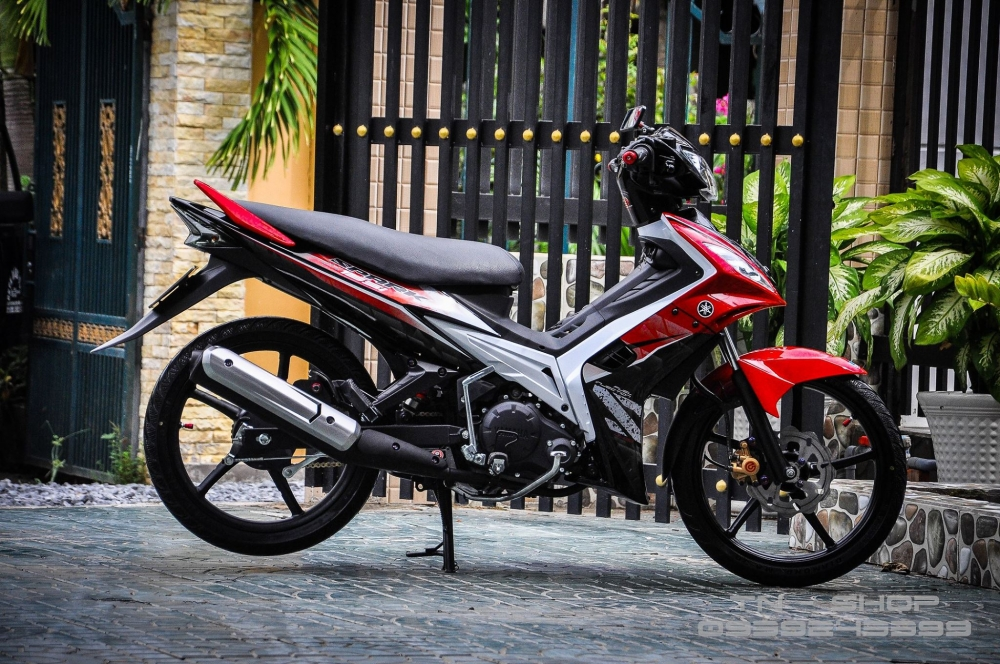 Exciter 135 don Spark 135 phong cach zin tu mien tay - 2