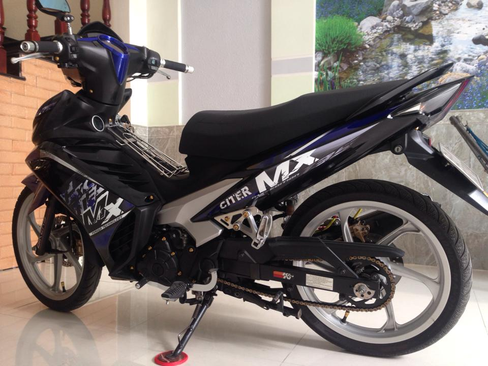 Exciter 135 tre trung gon gang - 2