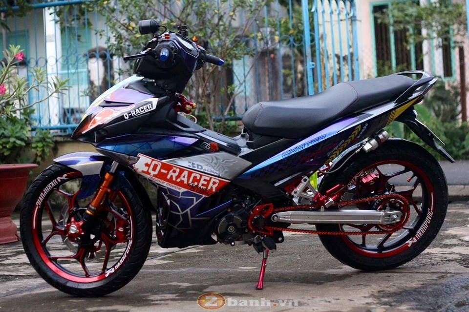 Exciter 150 QRacer Born to Different - 3