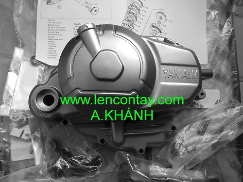 EXCITER Nang cap may len full 135cc 150cc 175cc 200cc lam may tu do va noi do cho exciter - 5