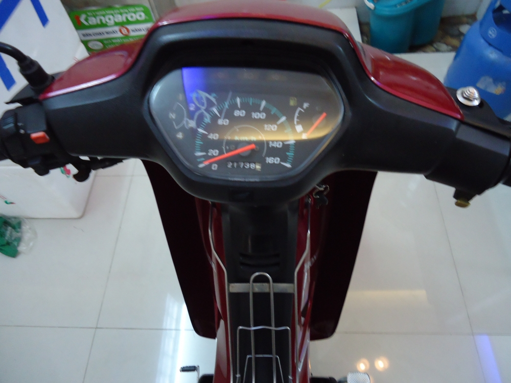 Honda Wave Alpha loc den 2002 mau Do