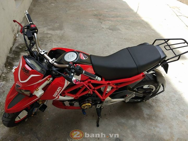 MSX Hyperstrada chien binh nhi day co bap - 5