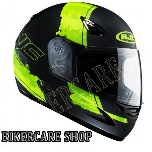 Mu HJC gia re chat biker - 4