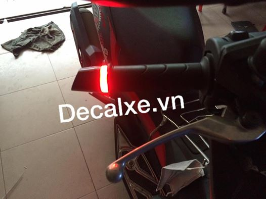 Den led audi xe may - 4