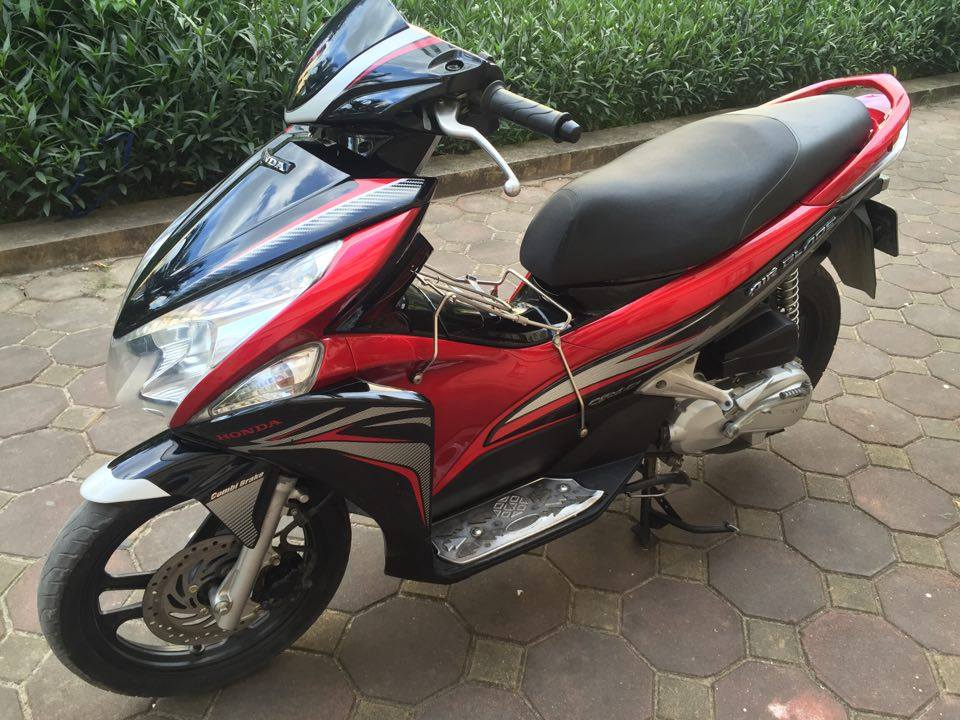 Rao ban Airblade Fi 2011 do den sport bien 295 so chinh chu gia dinh it dung 25tr800 - 4