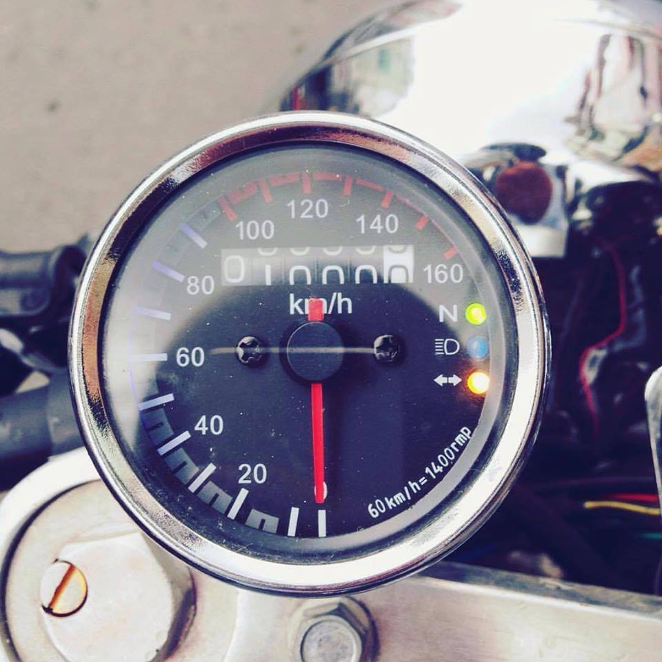 sym wolf do cafe racer chat lu giay to day du co hinh - 7