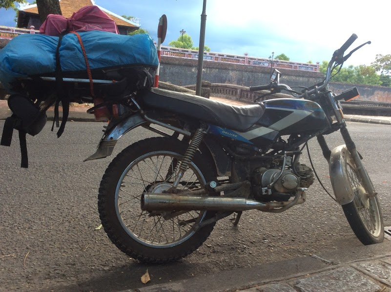 Traveller Motorbike Honda Win For Sale