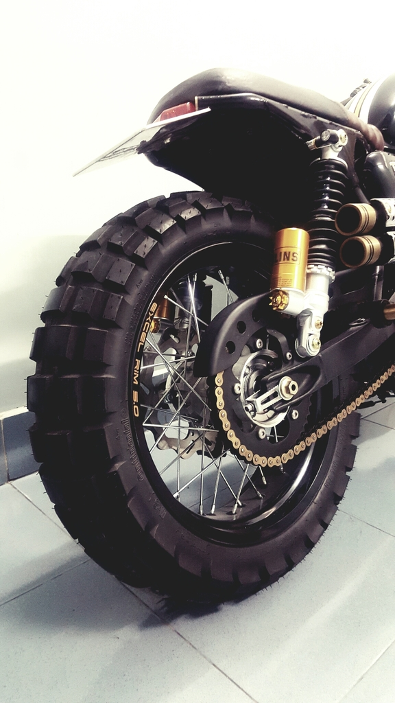 Triumph do Scramler cuc chat - 5