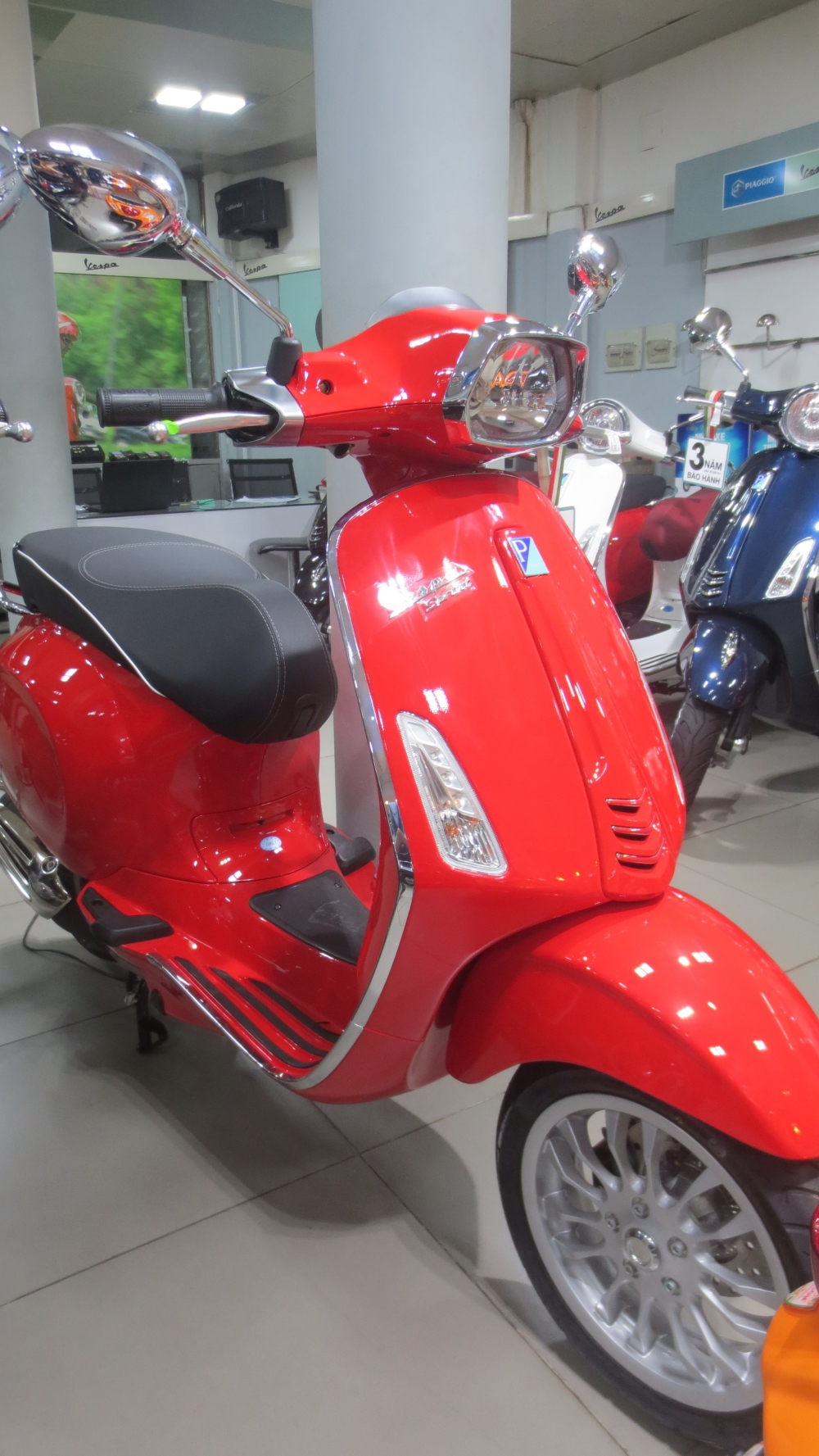 VESPA Sprint ABS chinh hang gia re nhat SG - 8