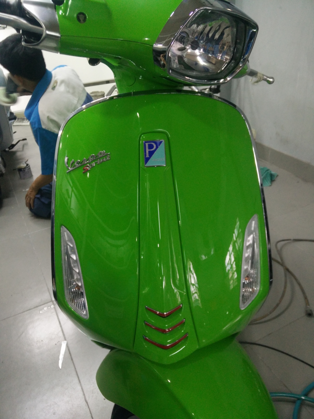 VESPA Sprint ABS chinh hang gia re nhat SG - 16