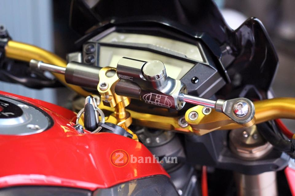 Ngay ngat voi Kawasaki Z1000 do chat - 5