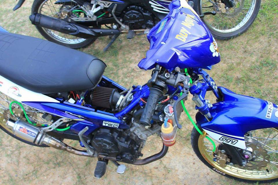 Tam huyet khong it do vao chiec Exciter 135 nay - 3