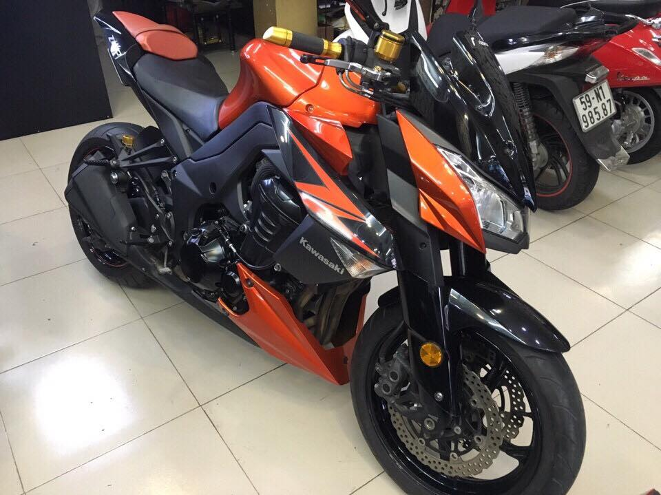 z1000 2012 cam den than thanhgia 260tr fix manh cho ACE nhanh gon le - 5