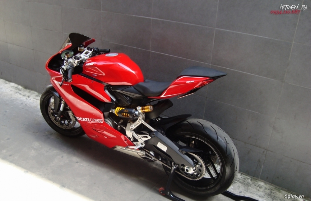 ___ Can Ban ___DUCATI 899 Panigale___ - 3