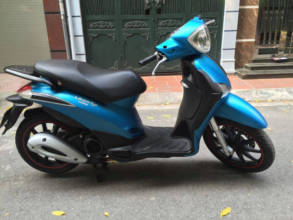 Ban Piaggio Liberty S 125ie doi 2012 bs 29C 5 so moi gia 345 trieu cchu - 5