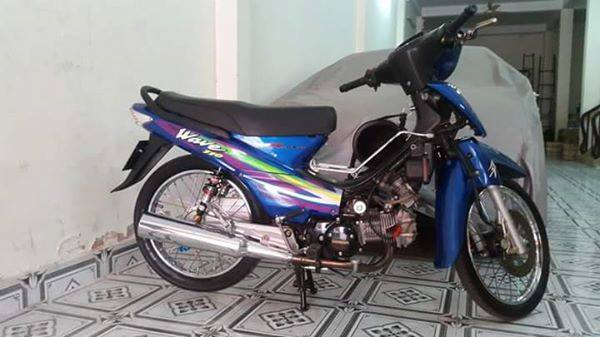 DAU LONG 4 VAL SYM va YAMAHA da co hang - 2