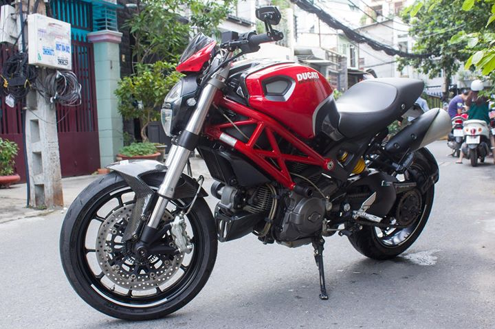 Ducati 796 len do choi hang hieu day me hoac - 8