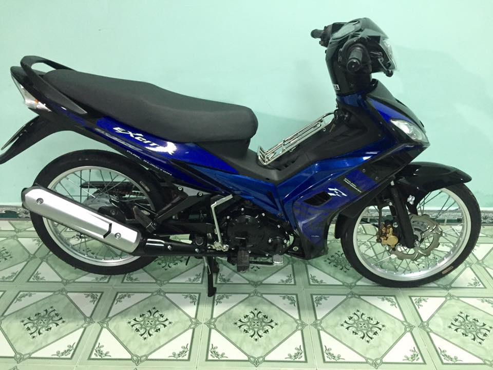 Exciter 135 don gian gon nhe - 4