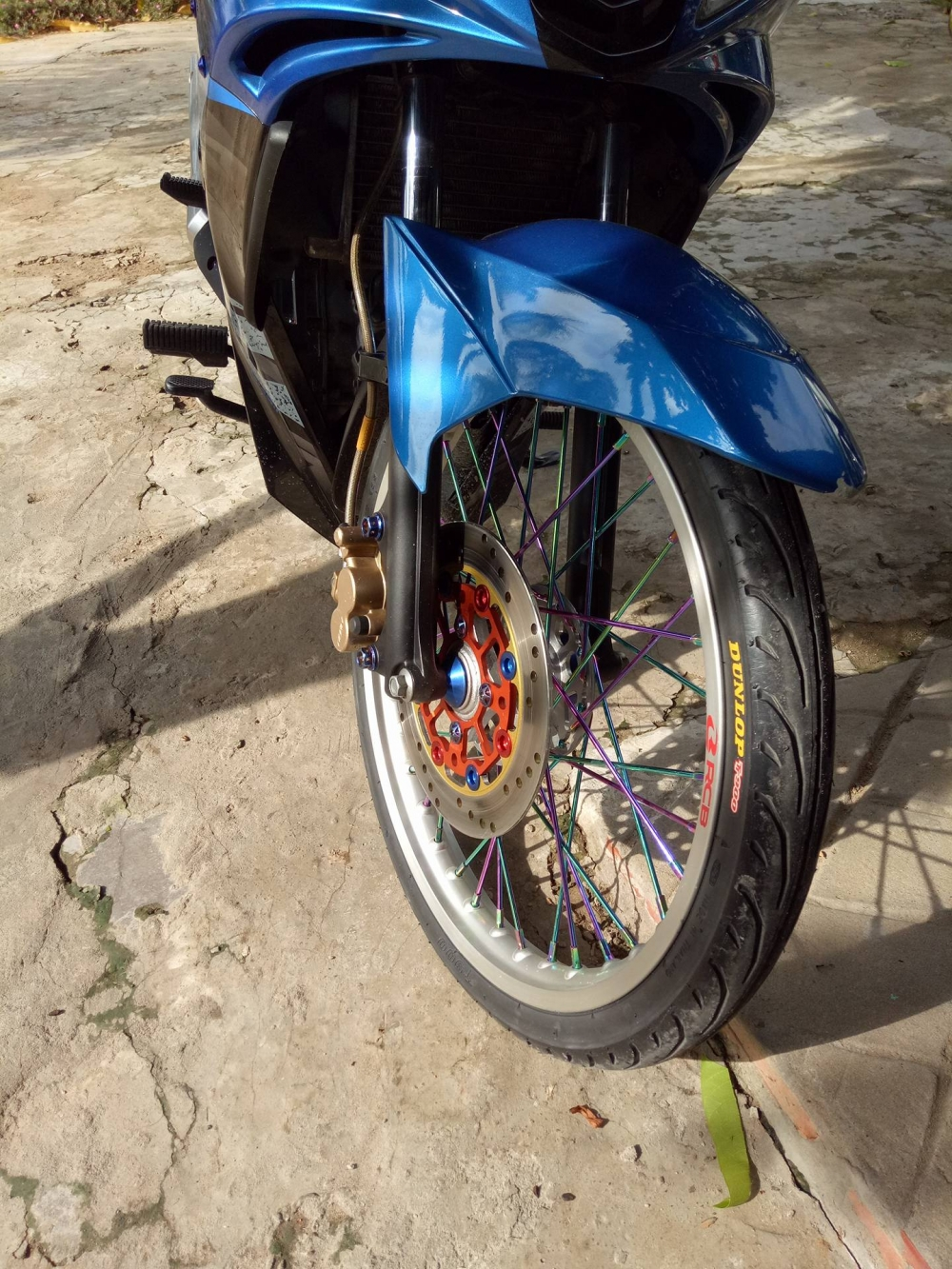 Exciter 135 may Thai don nhe - 2
