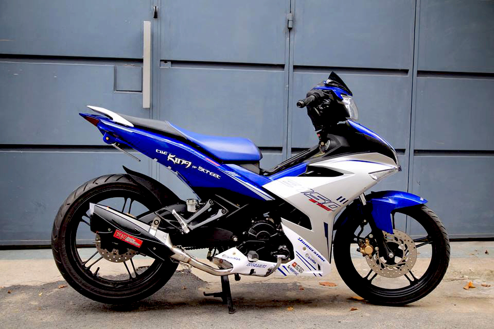 Exciter 150 thay doi nhe tao an tuong manh - 4