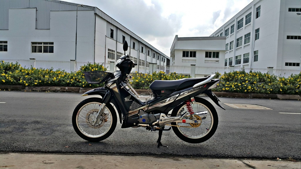 Future Neo don phong cach Wave 125i dam chat Thai - 2